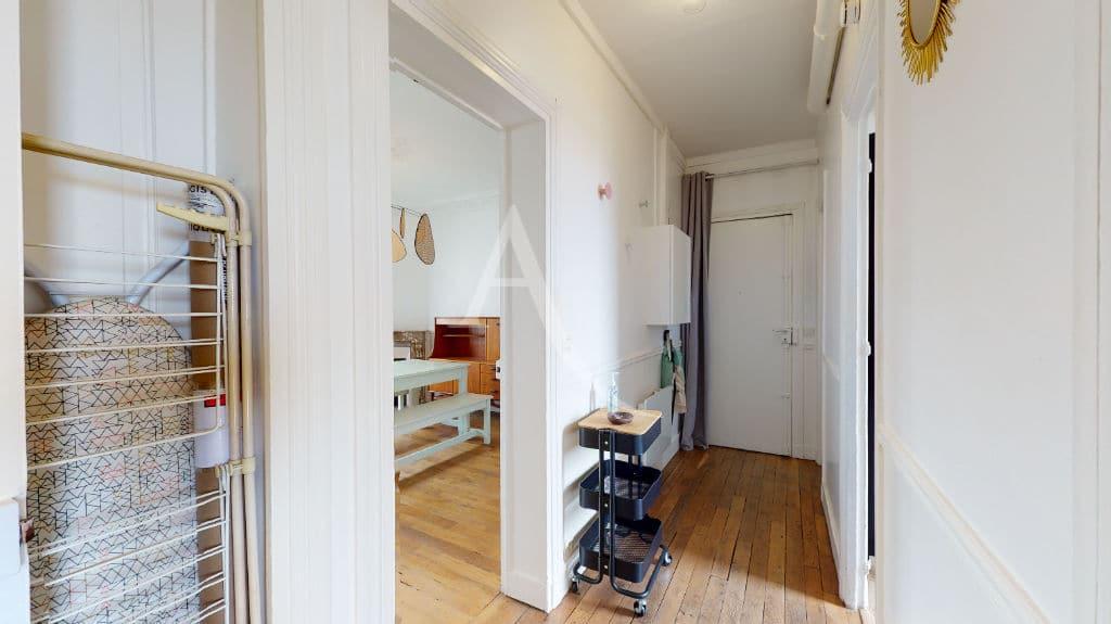 estimation appartement alfortville: 2 pièces meublé 55 m², hall d'entrée et couloir