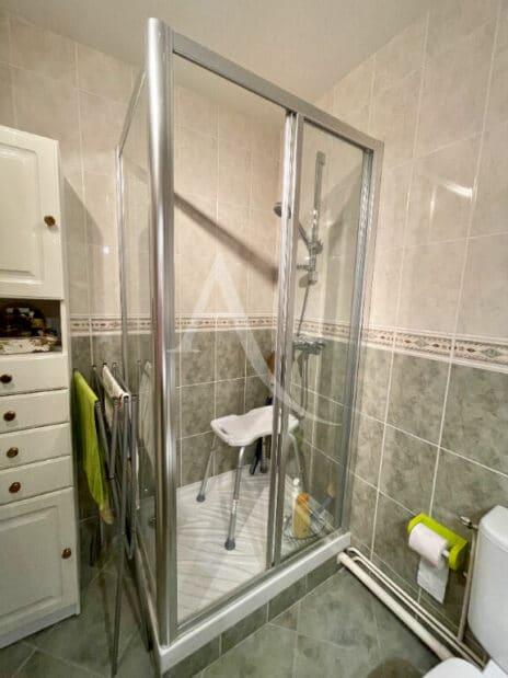 agence immo maisons-alfort: 30 m², salle d'eau entièrement refaite à neuf