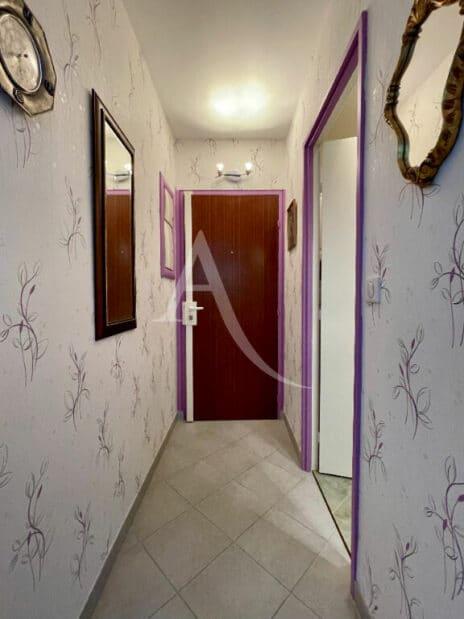 appartement à vendre maisons-alfort: 30 m², entrée refaite à neuf et décorée