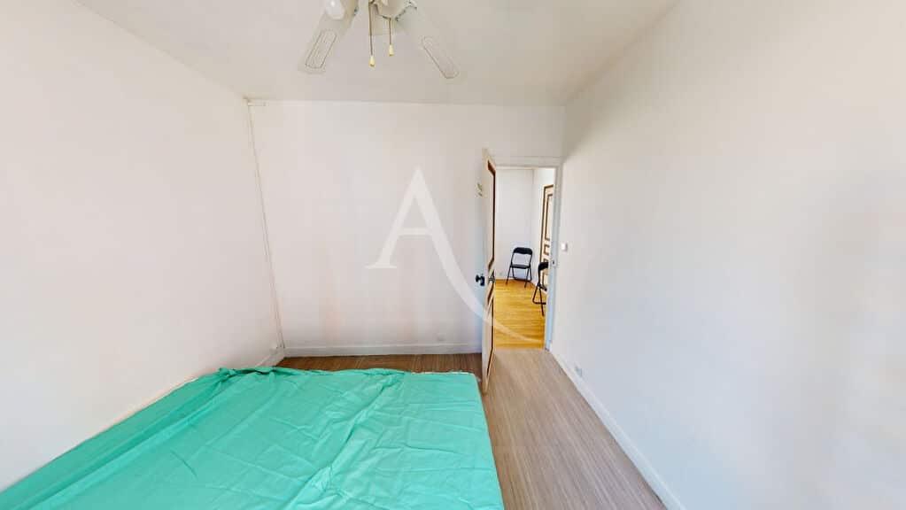 alfortville vente appartement: 2 pièces 27 m², bellechambre à coucher aveclit double
