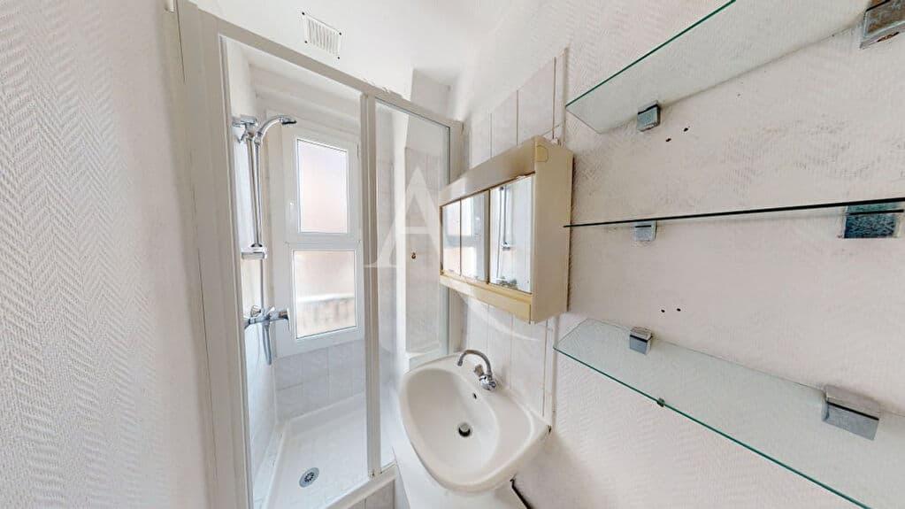 immobilier neuf alfortville: 2 pièces 27 m², salle d'eau avec douche et wc