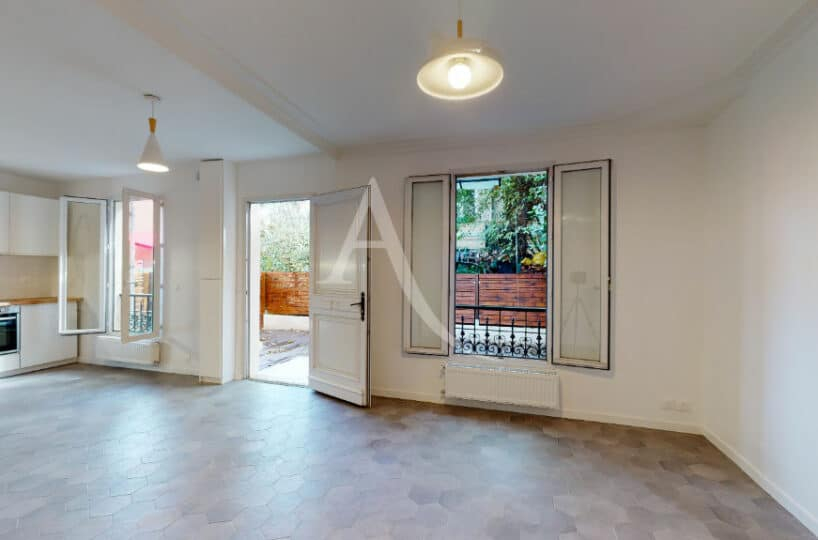 location maison alfortville 94140: 3 pièces 63 m², refaite à neuf, proche métro et commerces