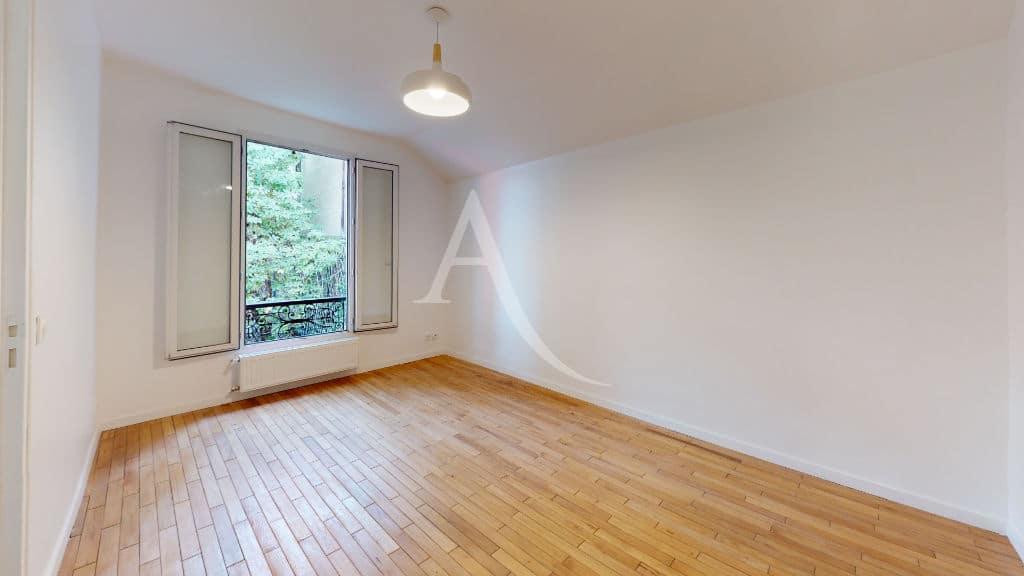 location par agence alfortville: maison 3 pièces 63 m², refaite à neuf, seconde chambre