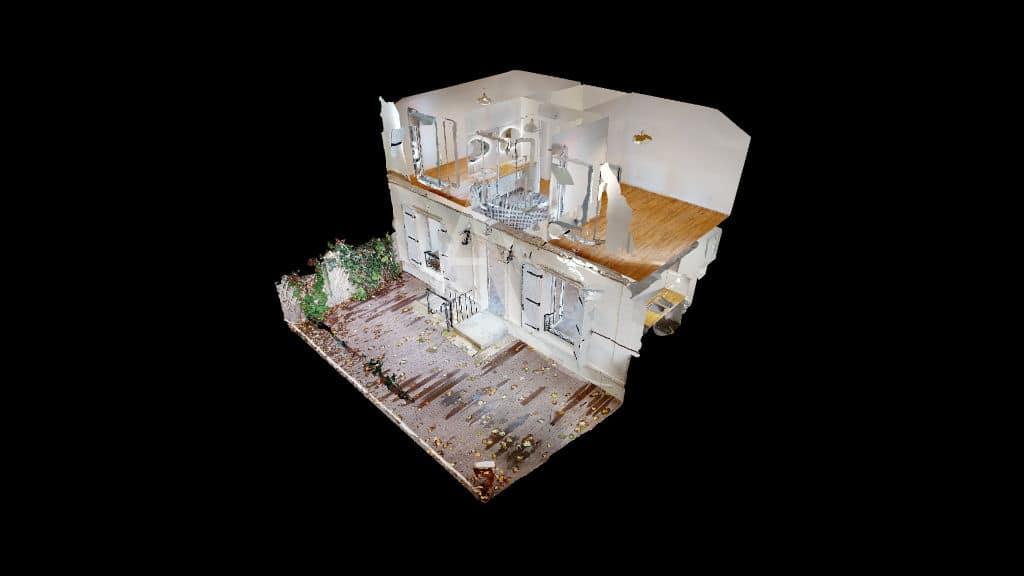 immobilier a louer, alfortville: pavillon 3 pièces 63 m², visite virtuelle en ligne