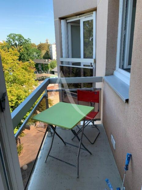 location vente appartement 94: 4 pièces 85 m², balcon avec vue sur la verdure des environs