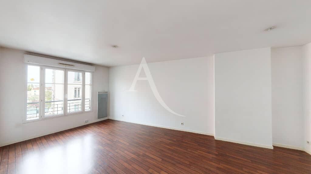 agence immobilière maison alfort: vente 3 pièces 62 m², en centre ville dans résidence standing