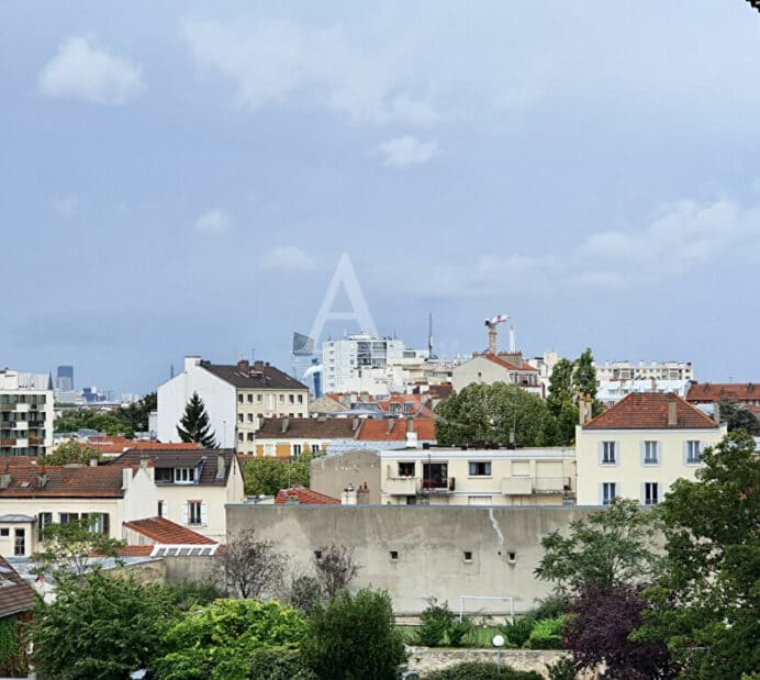 agence immo maisons-alfort: vente appartement 3 pièces 62 m², vue dégagée