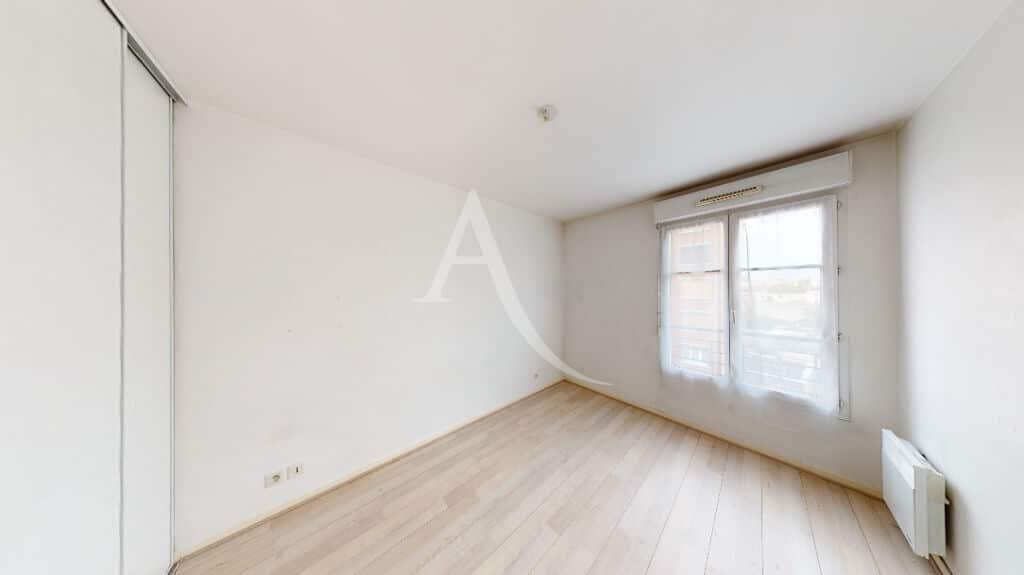 vente appartement maison alfort: 3 pièces 62 m², seconde chambre avec placards