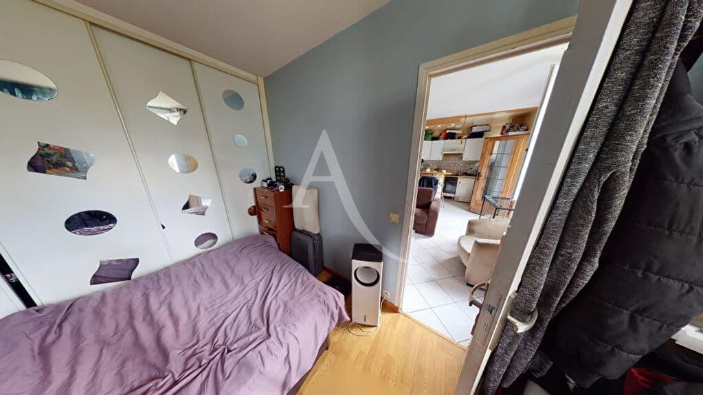 alfortville vente appartement: 2 pièces 34 m², chambre avec grande penderie intégrée