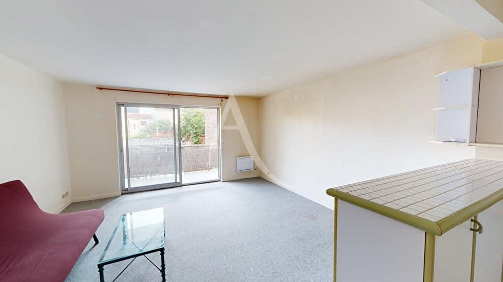 agence immo alfortville: 2 pièces 50 m², séjour avec accès terrasse 7 m² vue dégagée