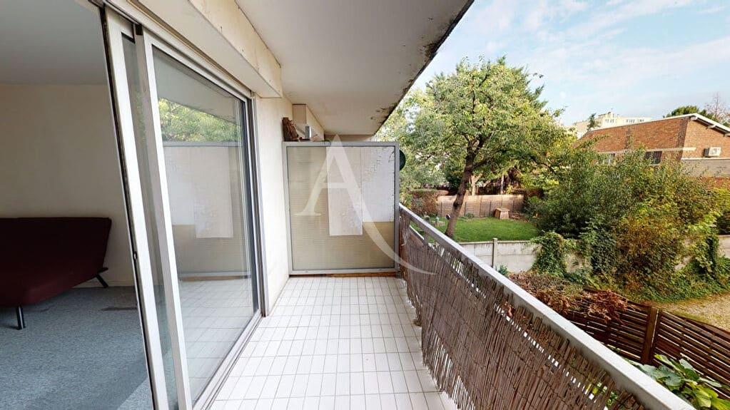achat appartement alfortville: 2 pièces 50 m², au 1er étage, terrasse exposition sud