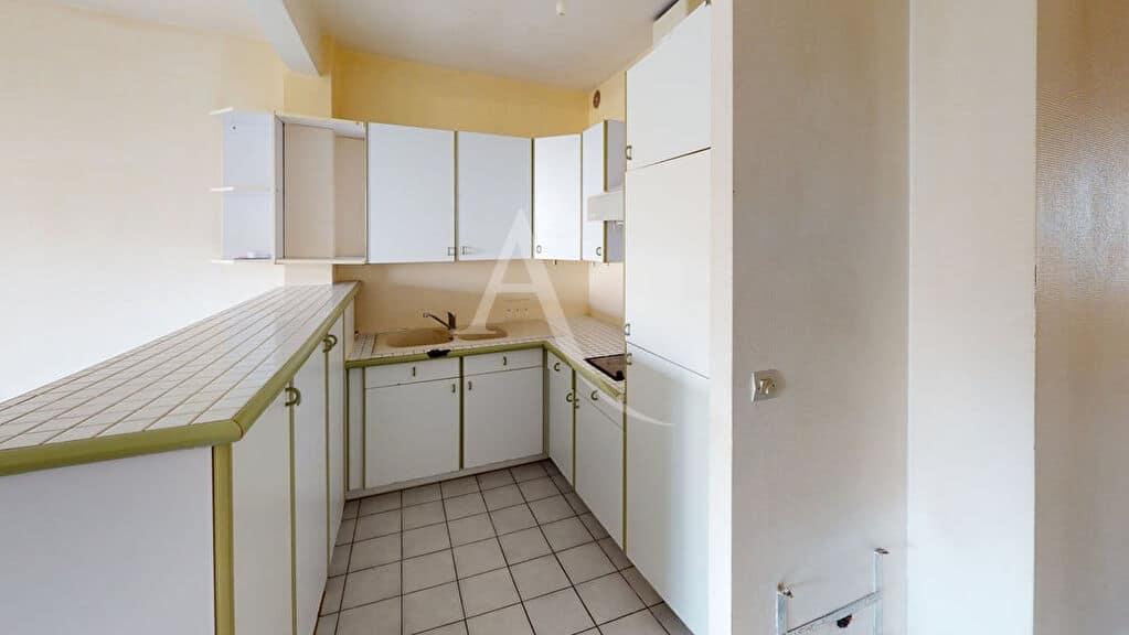 appartement alfortville: 2 pièces 50 m², cuisine aménagée couleurs claires