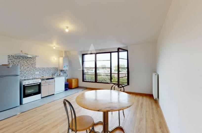 agence alfortville: 2 pièces 43 m², dans résidence neuve (2021), au 4° étage (ascenseur), parking possible