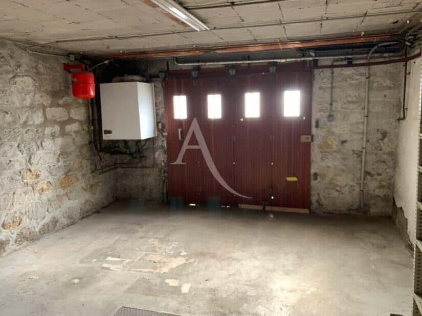 achat maison maisons alfort: 4 pièces 119 m², grand garage de 20 m² dans sous sol total