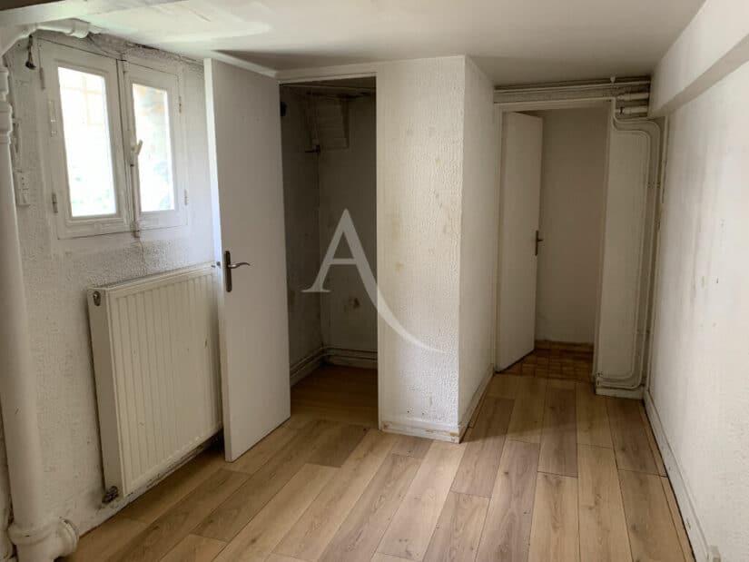 vente maison à maisons alfort: 4 pièces 119 m², s/sol avec salle d'eau wc, buanderie, cave, dégagement