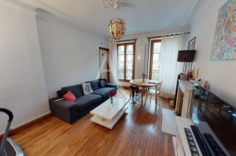 l adresse immobilier: vend 4 pièces 76 m², à la porte de vincennes proche métro