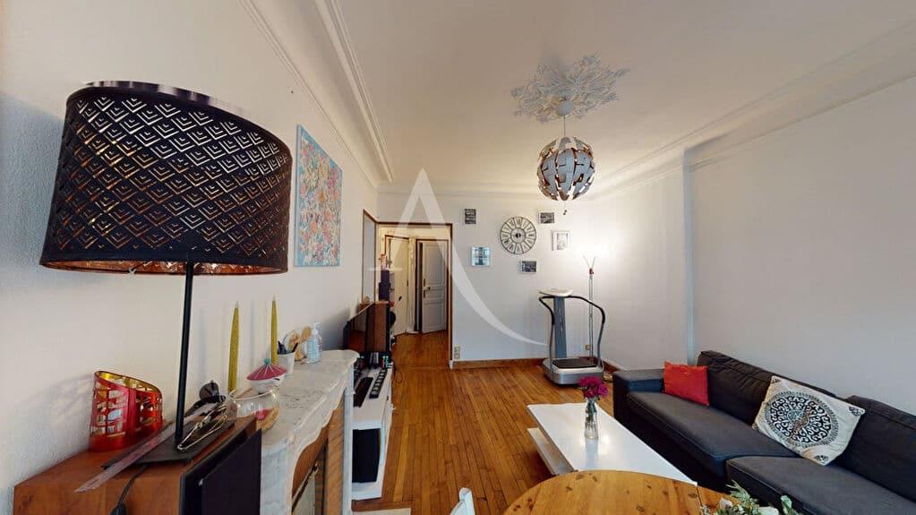 l4adresse: appartement 4 pièces 76 m² traversant à vendre à paris secteur picpus