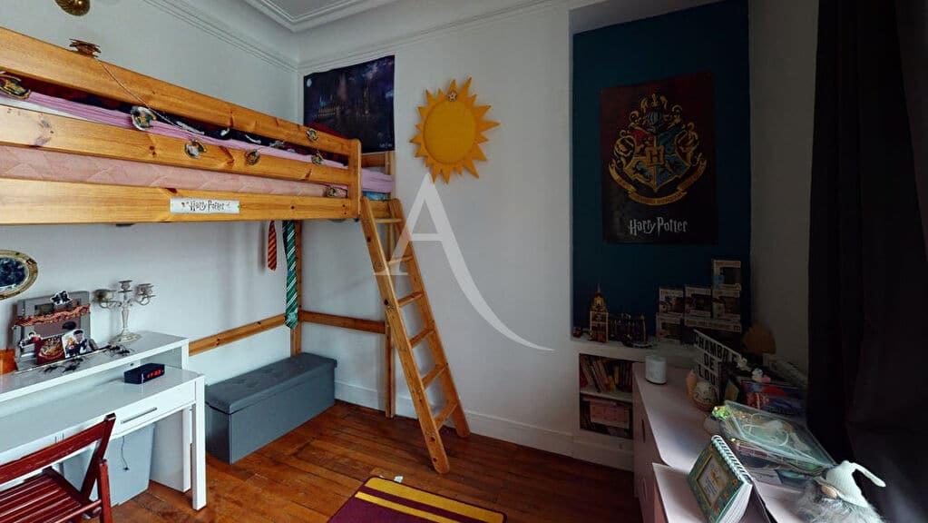 immobilier acheter: appartement 4 pièces 76 m² à paris secteur picpus, 3° chambre