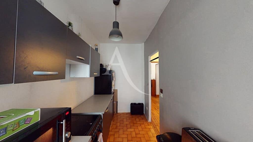 point de vente immobilier: appartement 4 pièces 76 m² à paris picpus, cuisine indépendante