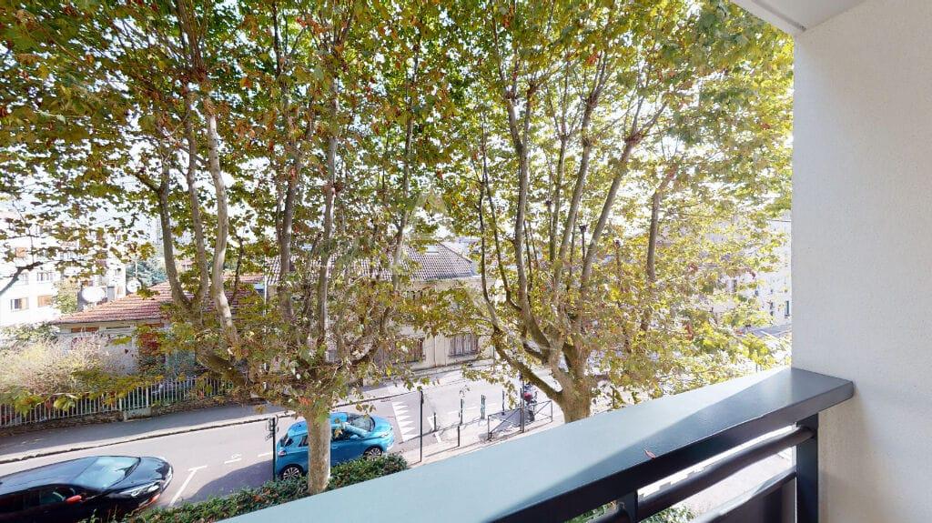 agence immo alfortville: appartement 3 pièces 71 m² + box, centre ville proche toutes commodités