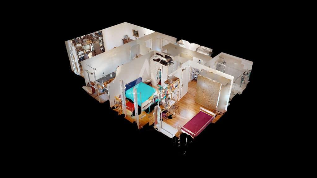 estimation appartement alfortville: 3 pièces 71 m², visite virtuelle interactive en ligne