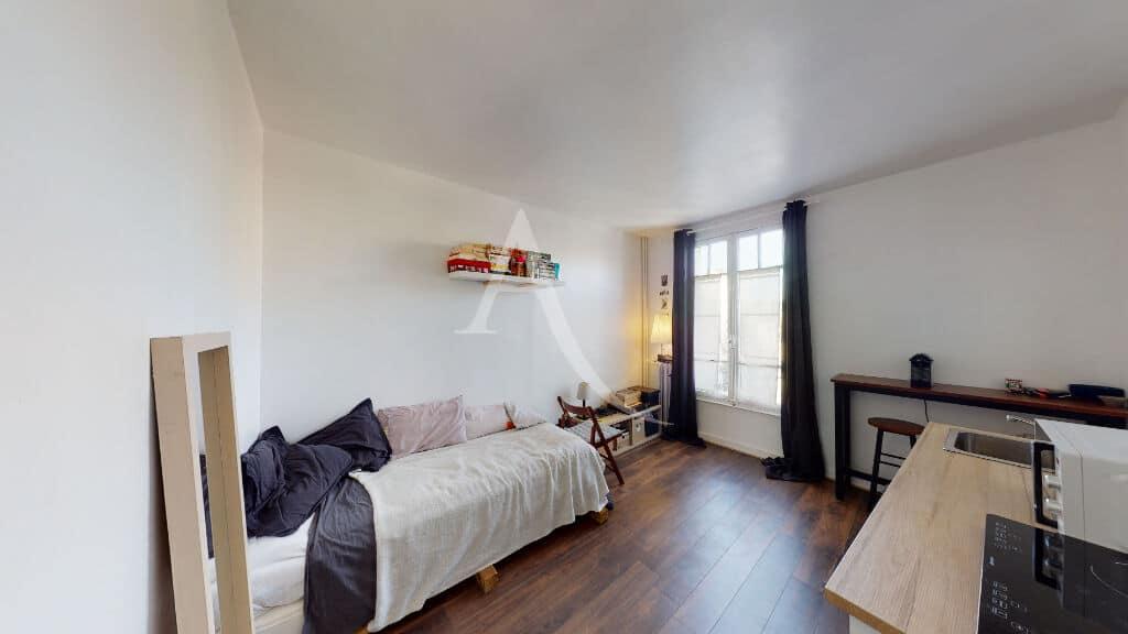 studio à vendre à maisons-alfort: 18 m², quartier école vétérinaire, au calme