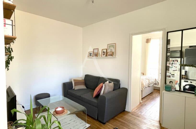 agence immo charenton le pont: loue appartement 2 pièces 24 m², proche métro