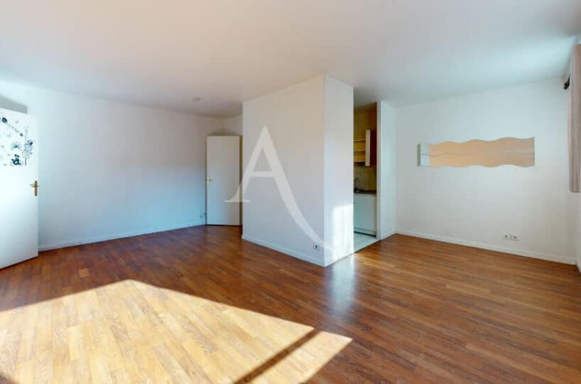 agence immo alfortville: 2 pièces 50 m², parqueté au premier étage d'une résidence récente