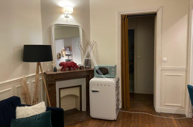 virginia gestion - appartement paris 17 - 2 pièces - 36.67 m² - annonce G050 - photo Im01